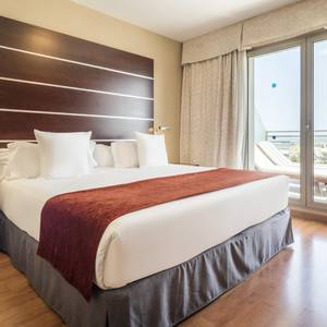 Junior Suite Hotel Ilunion Málaga Málaga